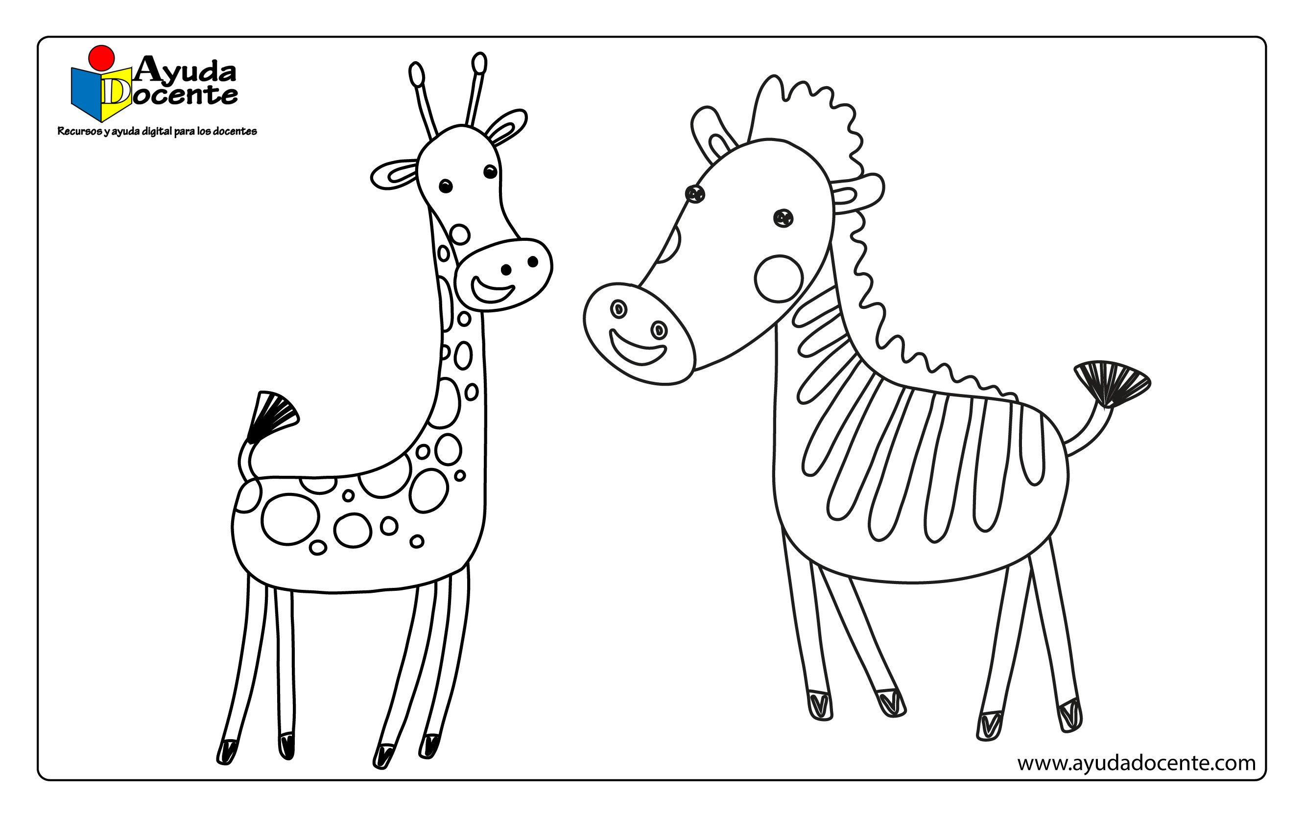 Dibujo animales 01