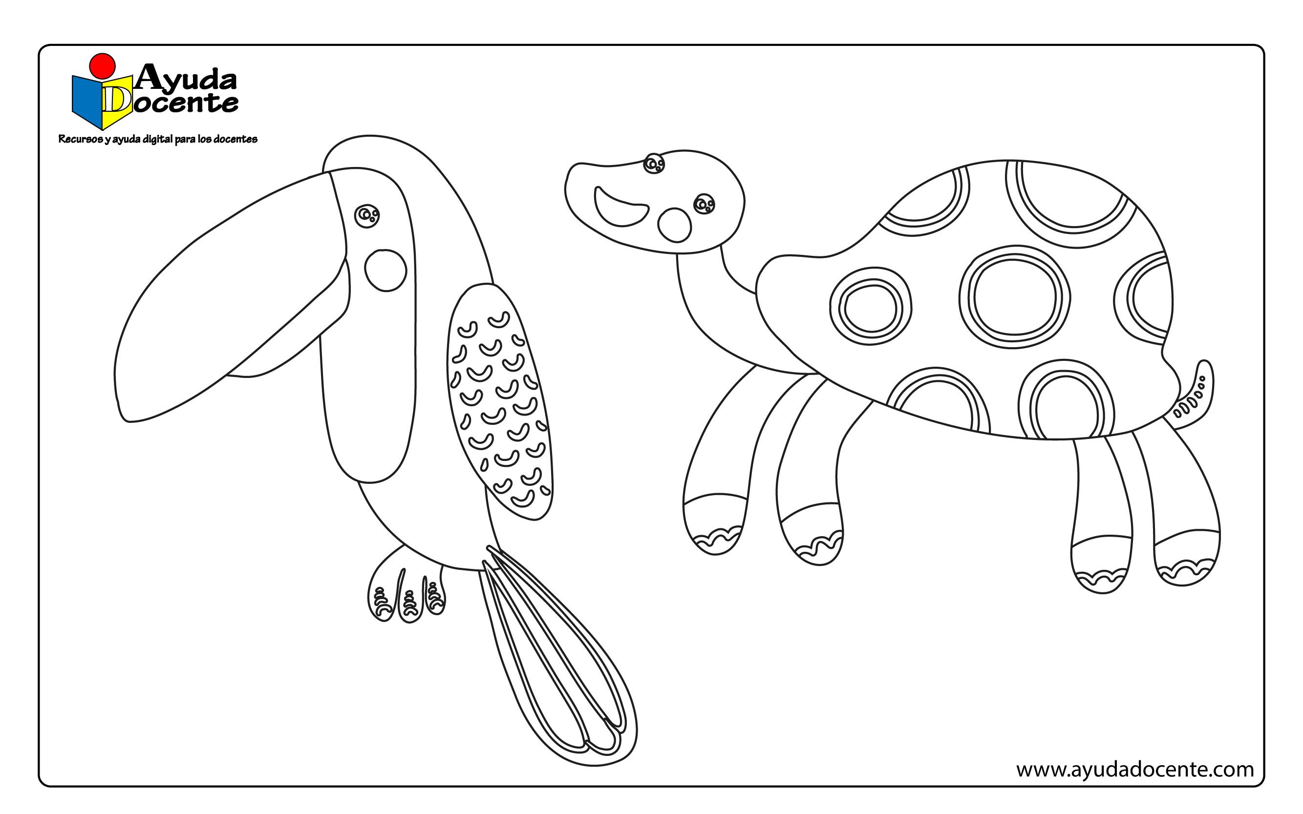 Dibujo animales 04