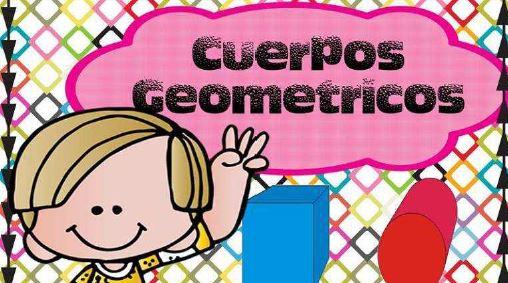 Aprendiendo los cuerpos geométricos para niños