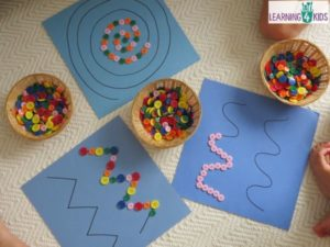 La motricidad fina en los niños