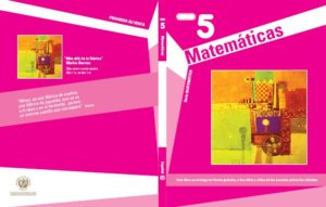 Libros de matemática para 1-6 año de básica