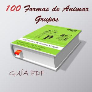 guía 100 formas de animar un grupo