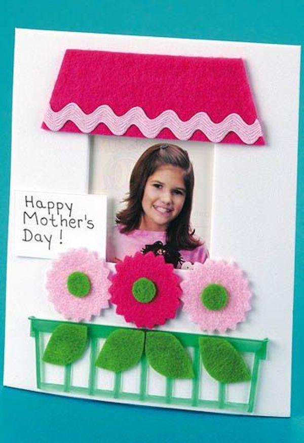 Manualidades para el día de la madre - AYUDA DOCENTE