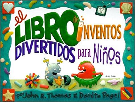 Libro de inventos divertidos para niños gratis