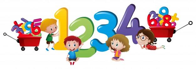 Cuadernillo de números para niños de 5 a 6 años pdf - AYUDA DOCENTE