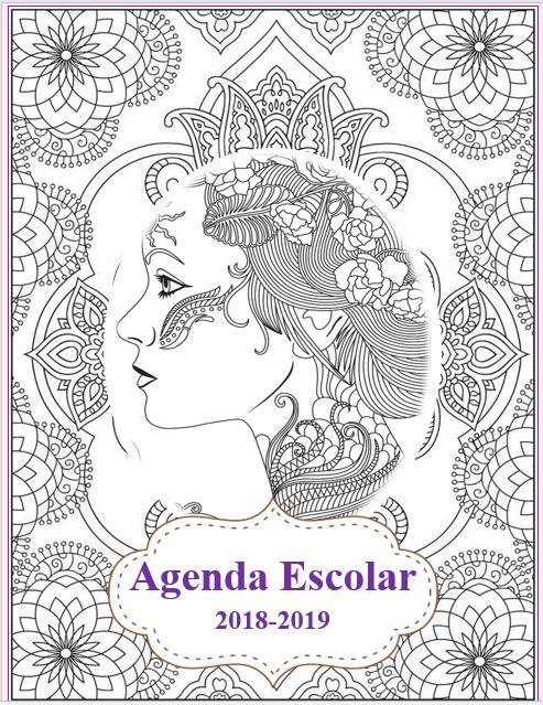 6 agendas escolares 2018-2019 gratuitas editables