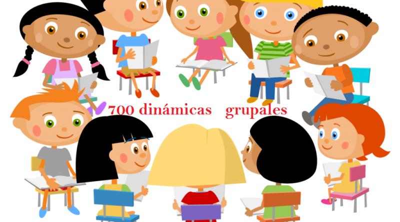 700 dinámicas grupales para niños pdf
