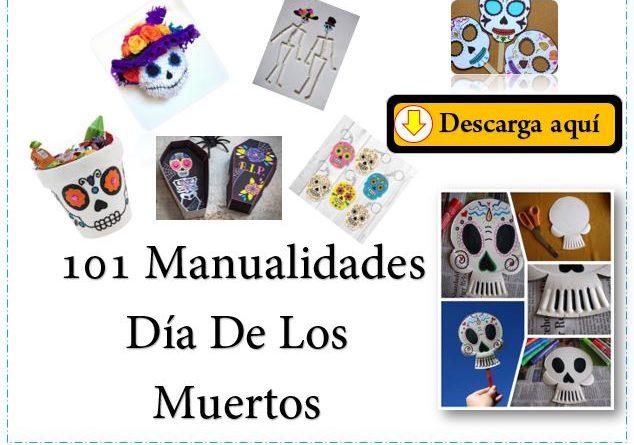 101 manualidades para el día de los muertos pdf