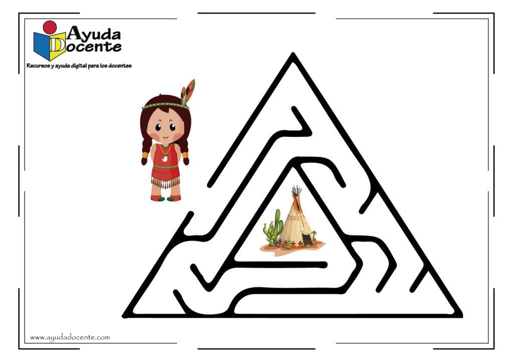 juego de laberintos para niños