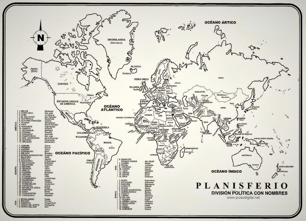 mapa para imprimir en pdf